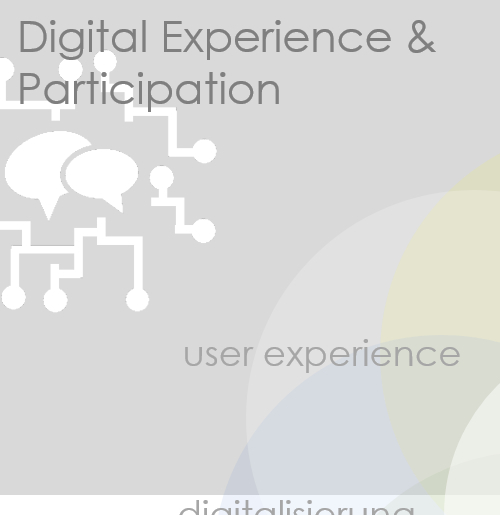 Digital Experience & Participation