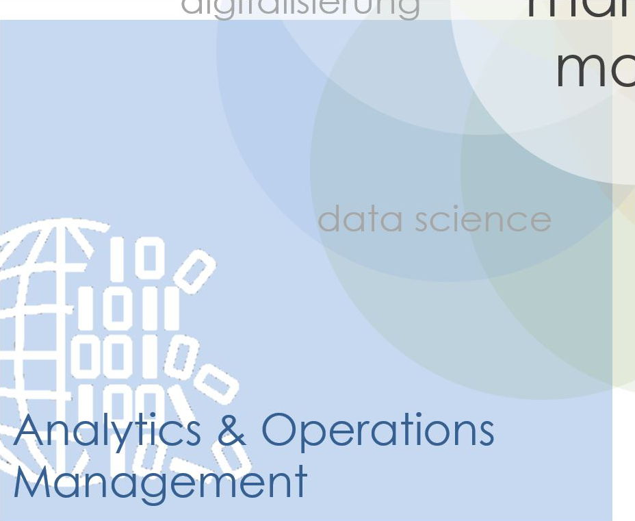 Analytics & Operations Management
