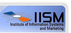 Logo Institute of Information Systems and Marketing (IISM) <br/>Information & Market Engineering - Prof. Dr. Christof Weinhardt